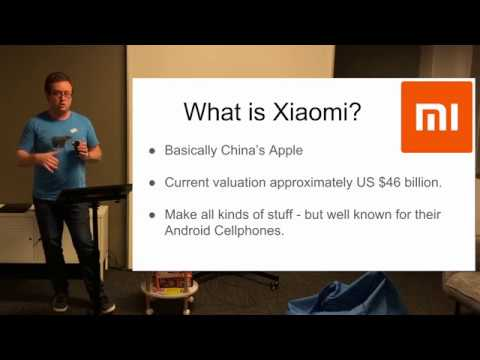 Introduction to Xiaomi Zigbee IoT (at WHAM)