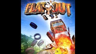"Flatout - ""Race & Destroy"""