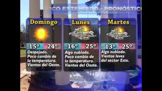 FARMACIAS DE TURNO Y CLIMA SABADO 18 DOMINGO 19 ABRIL 2017 Video