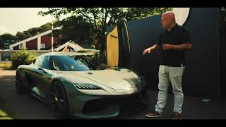 Koenigsegg Gemera walk-through