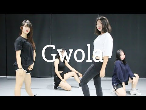 [순천댄스학원 TDSTUDIO] Honey Cocaine - Gwola (ft Kid Ink & Maino) / Choreo by LARA