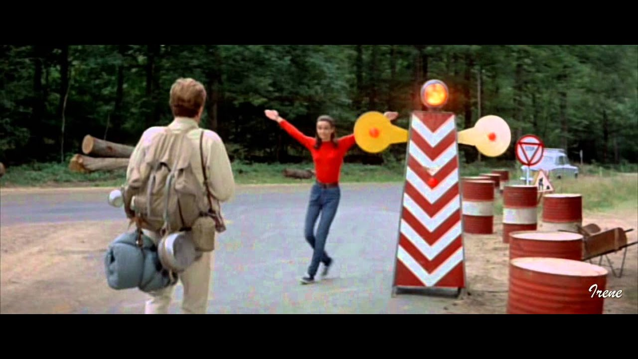 Two for the Road. Audrey Hepburn and Albert Finney - YouTube