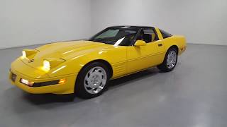 1991 Chevrolet Corvette For Sale Stock #2351