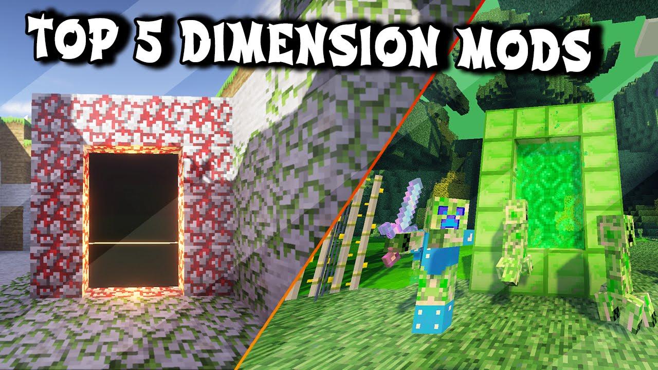 Minecraft Dimension Mod