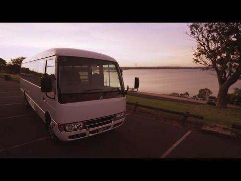 FUSO | Bus range in Australia