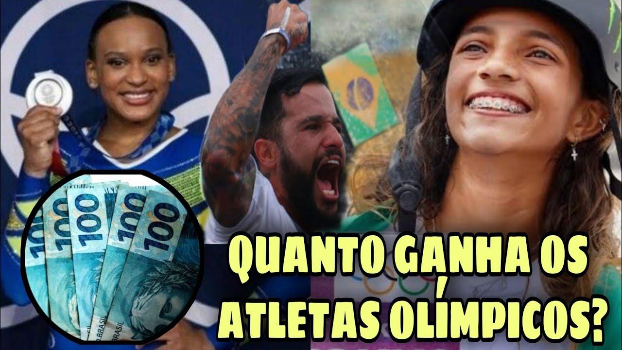 SAIBA QUANTO GANHA OS ATLETAS MEDALHISTAS DAS OLIMPÍADAS DE TOKYO #OlimpiadasTokyo
