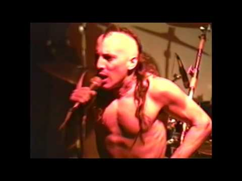 Tool Live 1991 First Footage of them tearing in it up in a club Full Set