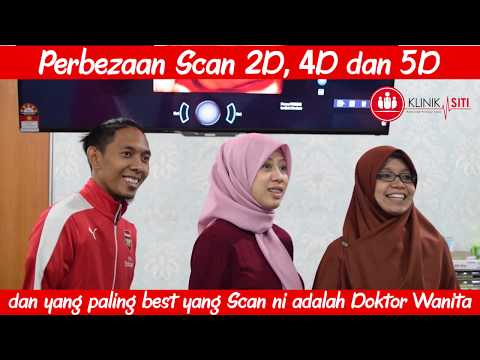 4d dating scan