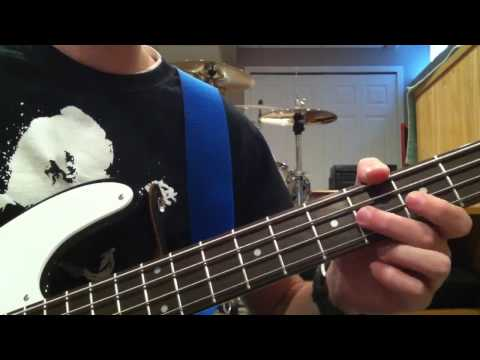 GreenDay Warning Bass Lesson