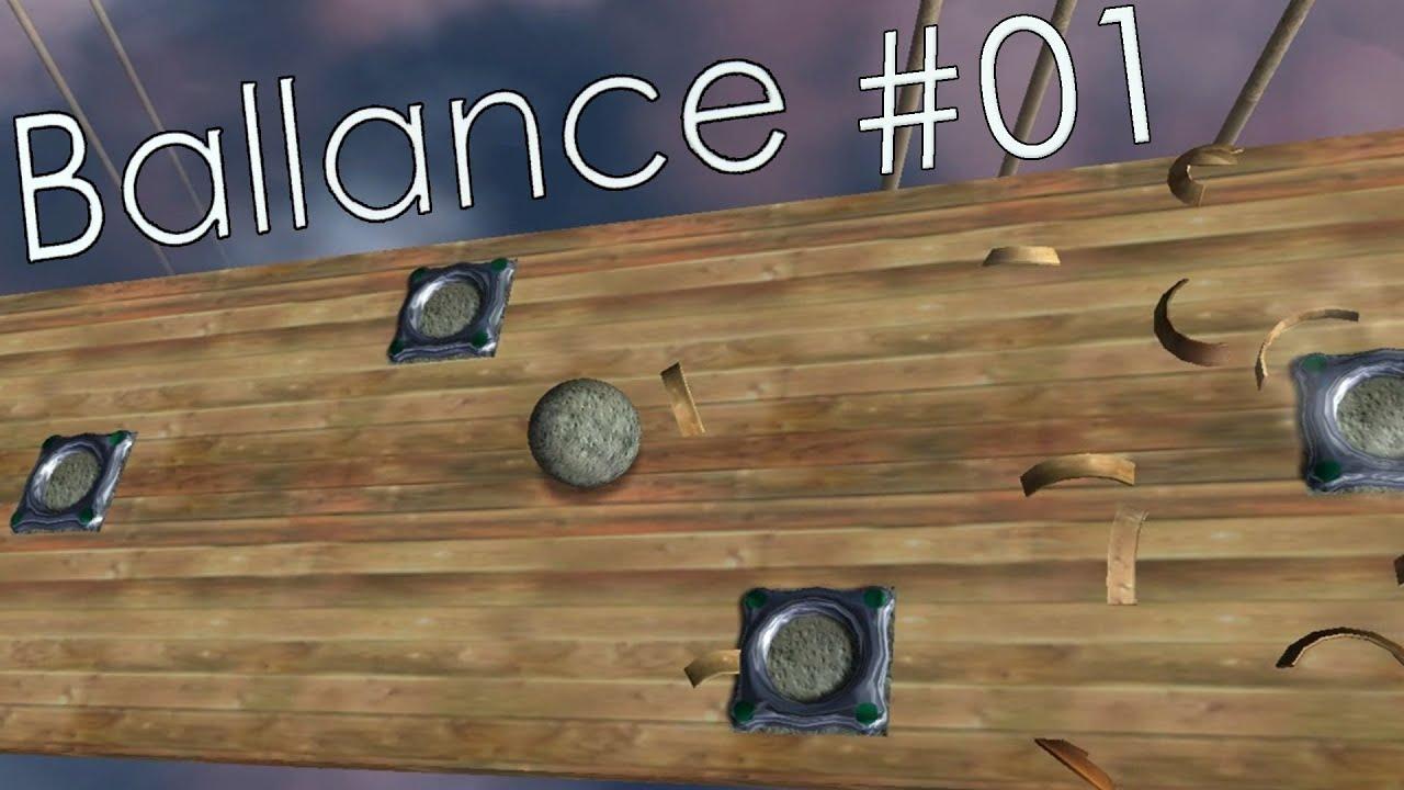 kugel balance spiel