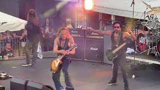 The Dead Daisies - KISS Kruise Ⅷ, Show #2 (11/2/2018)