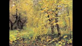 Glazunov - Symphony No. 6 in C minor: II. Theme and Variations (part I)