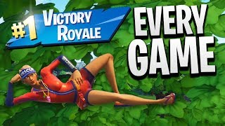 How to: Win Every Game on Fortnite