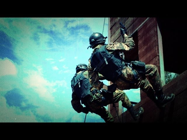 Russian Spetsnaz Competition