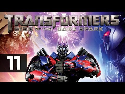 "Transformers: Rise Of The Dark Spark - Let's Play - Part 11 - [Investigation] - ""I Love Fireblast"""