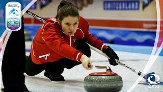 Denmark v Germany (Women) - Le Gruyère AOP European Curling Championships 2016