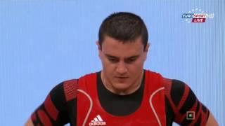 ЧЕ 2014 по Тяжелой Атлетике Тель-Авив мужчины до 85кг
