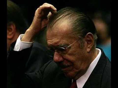 José Sarney O Poderoso Chefão Tema (The godfather Theme)