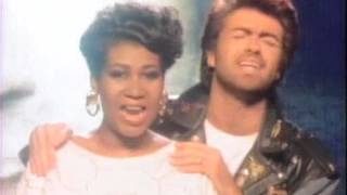 Aretha Franklin f George Michael   I Knew You Were Waiting For Me