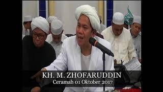 Guru Udin Pembacaan Maulid (Ceramah), 01 Oktober 2017 | Nurul Amin Samarinda