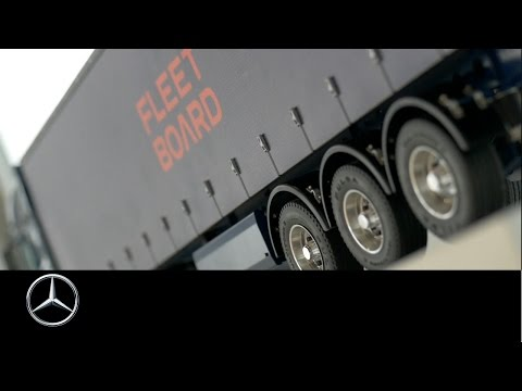 Driving logistics forward – Fleetboard is presenting new digital solutions – Mercedes-Benz original