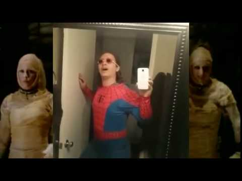 Screaming Spiderman Vine!