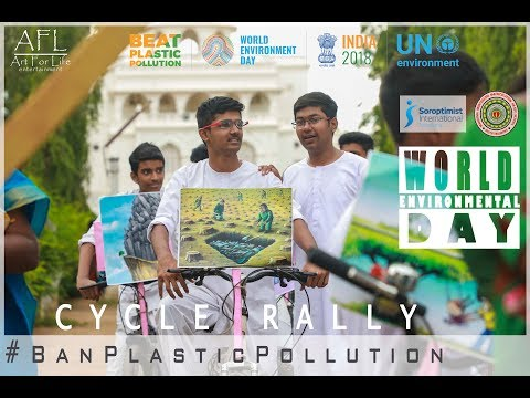 #BeatPlasticPollution - World Environmental day