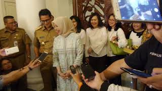 Download Video Istri Sandiaga Uno, Nur Asia Uno Ulang Tahun MP3 3GP MP4