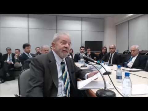 Depoimento de Lula a Sergio Moro - Vídeo 10
