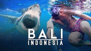 How to Travel in Bali Indonesia | GoPro Hero 4 Black | Holiday