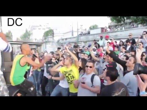 klay bbj in paris  PARIS Hip Hop phenix ..klay bbj