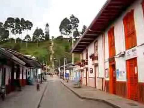 Visita Al Municipio De Salento Quindio Colombia Youtube