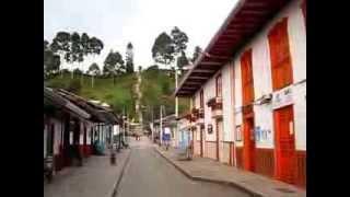 VISITA AL MUNICIPIO DE SALENTO, QUINDIO COLOMBIA