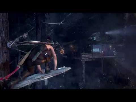 Разработчики Rise of the Tomb Raider показали геймплей скрытного прохождения миссий