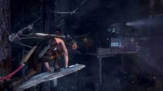 """Rise of the Tomb Raider: """"Advancing Storm"""" Stealth Playthrough"""