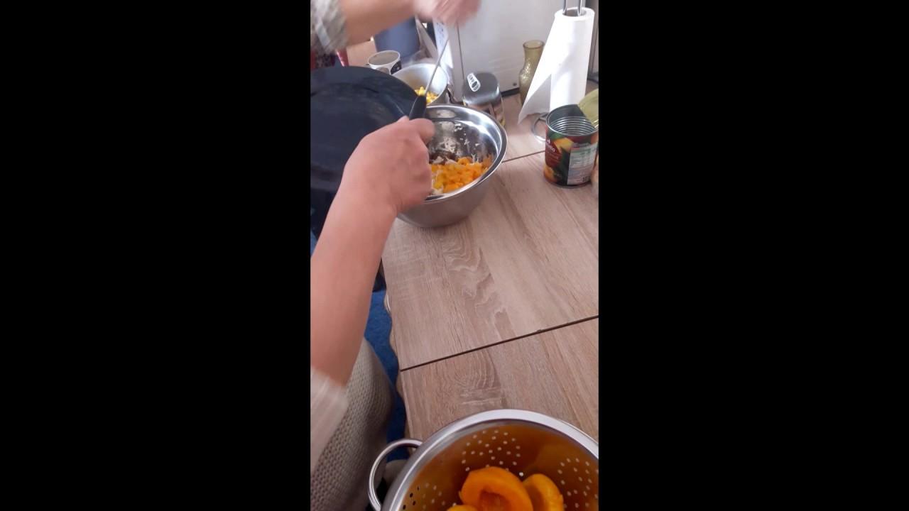 Krotki Kurs Gotowania Forszmak Skrzydelka Faszerowane Salatka Z