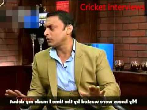 shoaib akhtar most controversial interview part 1