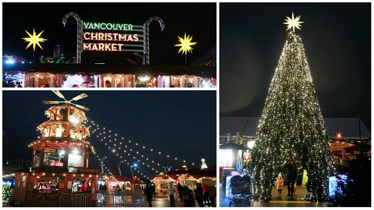 Vancouver Christmas Market 2018.2018 Vancouver Christmas Market Nov 23 2018
