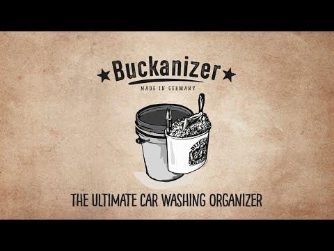 Detailing Outlaws Buckanizer Car Washing Organizer Release Video