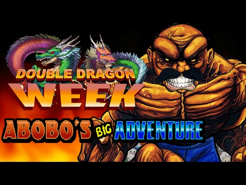 Super Best Friends Double Dragon Week -...
