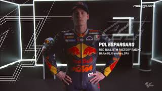 The rush, the speed, the will to win: This is Pol Espargaro