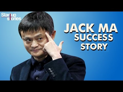 Jack Ma Success Story - Failure To Success | Alibaba Founder Biography | Startup Stories