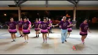 Yi Huang Jiu Lao Le 一晃就老了 - Line Dance (by Tan Chew Heng & Adeline Chang)