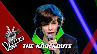 Tamsen - 'Bad Guy' | Knockouts | The Voice Kids | VTM