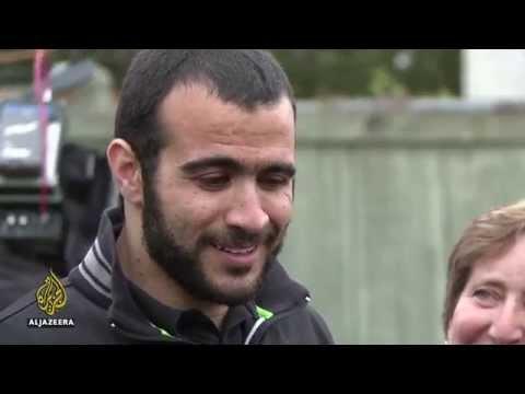 Omar Khadr Free