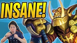 Most INSANE ENDING w/ Hex Lord Malacrass! | New Exodia Quest Mage | Rastakhan's Rumble | Hearthstone