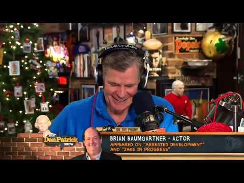 Brian Baumgartner on The Dan Patrick  121912