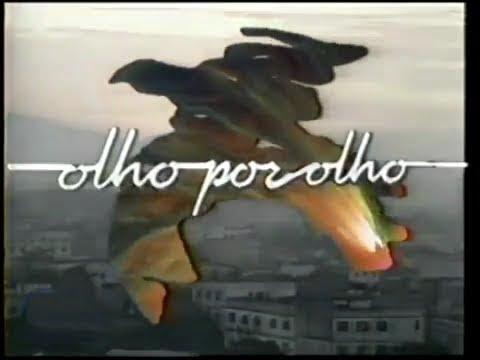 Chamada Olho por Olho 1988 - Rede Manchete
