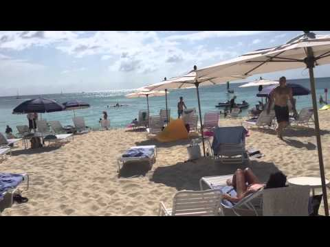 Tour of Westin Grand Cayman