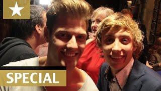 Premiere Dansen op de Vulkaan met Nils Verkooijen | WhatsNew